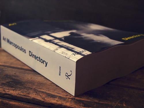 Ari Marcopoulos / Ditrctory