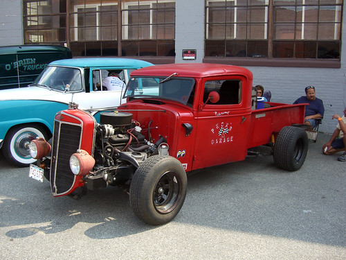 Chevy Truck-based truck