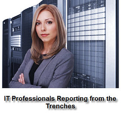 IT Professionals Reporting from the Trenches Podcast