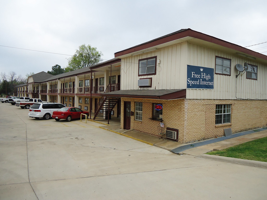 Downtown Paris Texas Hotels
