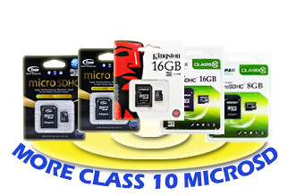 click for more Class 10 Micro SD