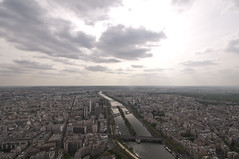 Eiffel Tower from the Top 07