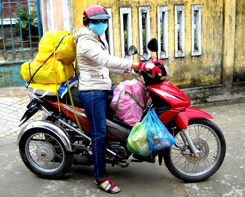 Traveling Trang