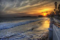 Santa Barbara Sunset (photoacumen) Tags: sunset beach pacific colorphotoaward photosandcalendar thebestofmimamorsgroups mygearandmegold mygearandmeplatinum mygearandmediamond ringexcellence dblringexcellence tplringexcellence aboveandbeyondlevel4 hdrphotomatixpse9tonemappedtopazsantabarbara aboveandbeyondlevel1 aboveandbeyondlevel2 aboveandbeyondlevel3
