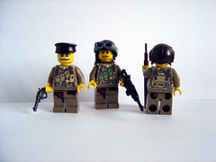 British Paratroopers (Eturior) Tags: lego ww2 british decal paratrooper eturior