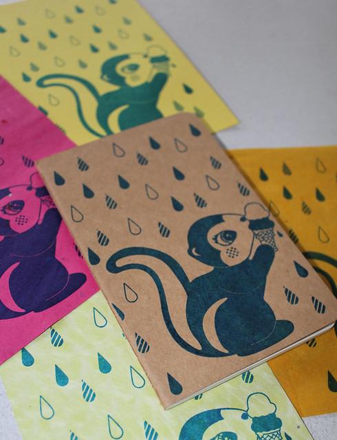 Complete gocco prints