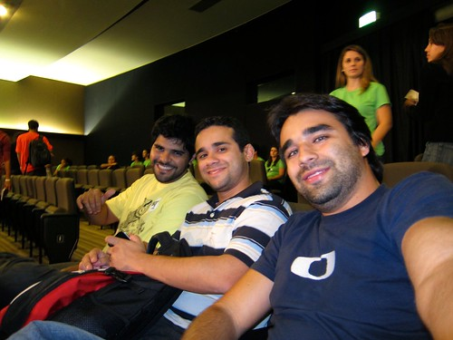 Rafael, Ney and Renato @ Almanaque de Criação Conference