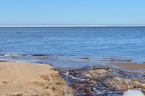 kevadveed suunduvad merre