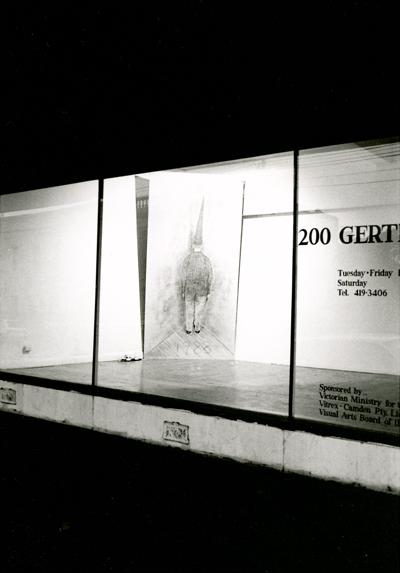 John Barbour-John de Silentio_Gertrude St_street view