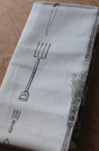garden pattern holder