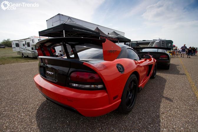 Red Viper Rear