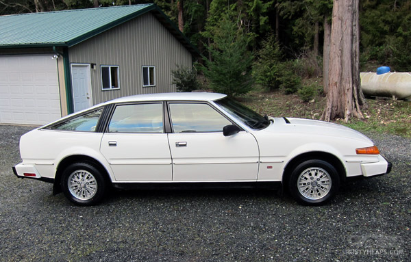 1980 Rover SD1