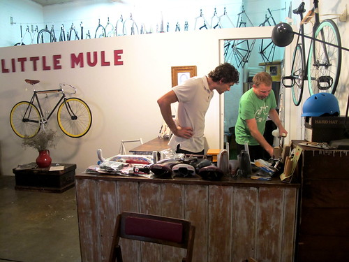 Little Mule bicycles