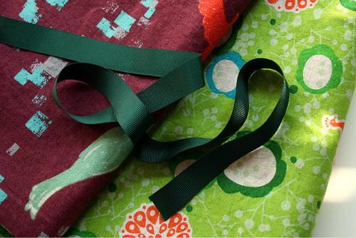 bag swap fabric choices