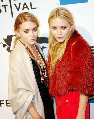 Ashley Mary Kate Olsen 2011 Shankbone