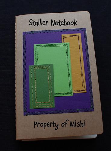 Mishi's Stalker Notebook