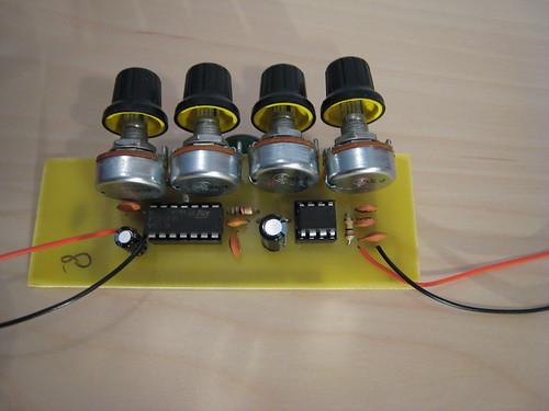 Vibrati Punk Console Prototype