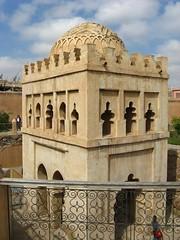 Qoubba Almorávida, Marraquexe