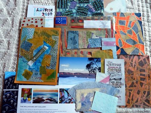 Lovely Snail Mail from Australia
