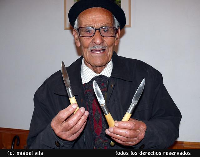 Las navajas de Manuel, de Cervantes (Lugo)