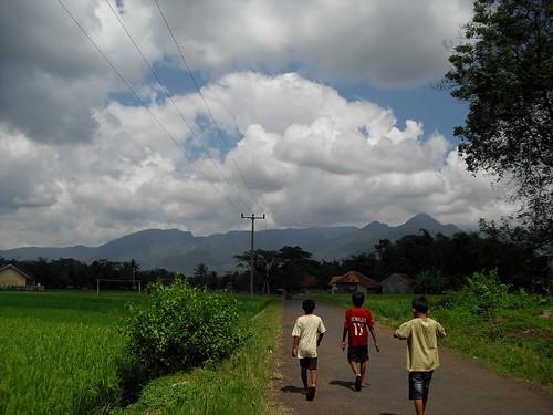 Selamat Datang Di Desa Simpay Jaya