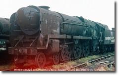 35025 23021980 (Bristol RE) Tags: rust decay barry scrapyard scrap dereliction woodhams