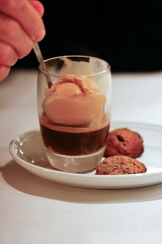 Affogato in action