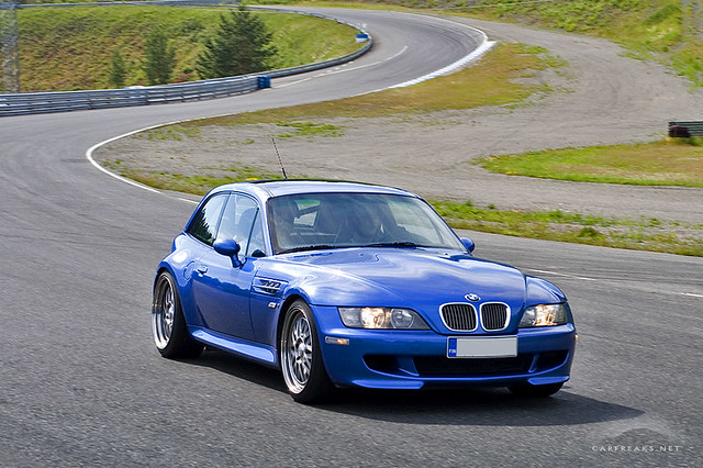 1999 M Coupe | Estoril Blue | Black | Ahvenisto Race Circuit