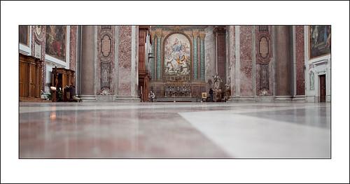 kerk in rome (1) by hans van egdom