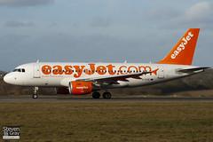 G-EZIE - 2446 - Easyjet - Airbus A319-111 - Luton - 110207 - Steven Gray - IMG_9280