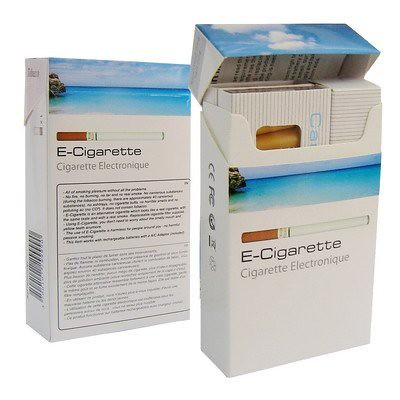 Electronic Cigarette Starter Kit version2 With 10 x High Strength B&H Cartridges