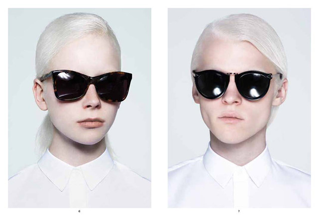 Karen Walker Eyewear 2011 lookbook - 1
