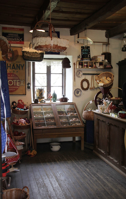 Grocer from Und (museum shop as well)
