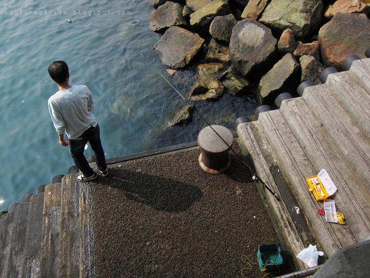 那個碼頭旁的下午