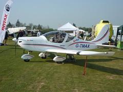 G-TMAX (Busnplanes) Tags: microlightfair pophamairfield gtmax cosmikaviation aerotechnikev97sportstar