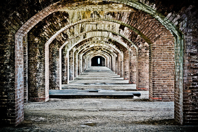 Fort Jefferson on Dry Tortugas