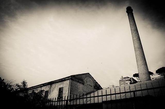 Archeologia industriale. Anche questo è nella valle segreta.