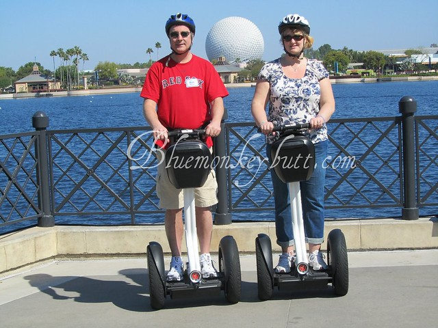 Around the World Segway Tour in EPCOT