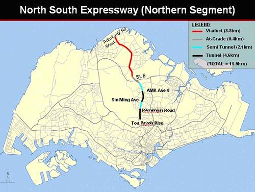 NSE map