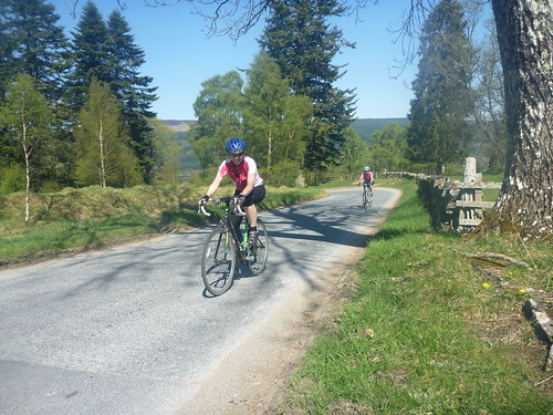 Etape Caledonia Training Ride 2011 - Schiehallion