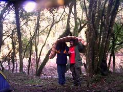 amigos do lobo (Portaberta.) Tags: rio acampamento mato lo mamangava dara