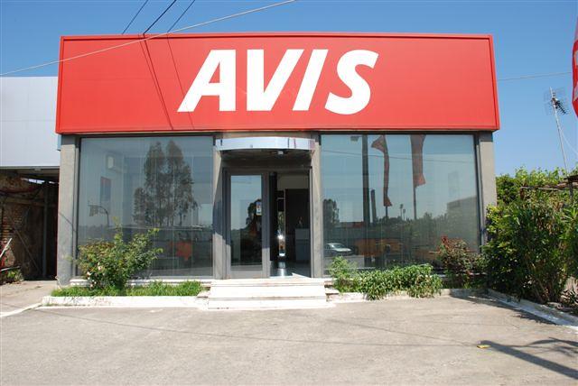 Avis Car Rental Crete