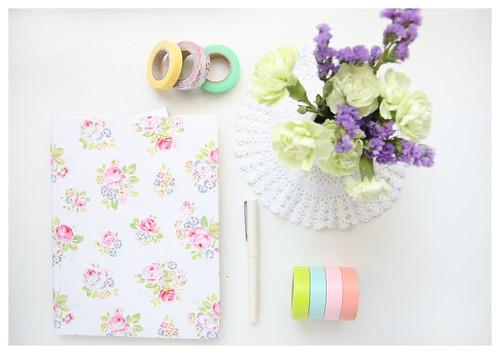Cath Kidston notebook