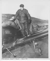 "04-01855  Ryan L-17 Navion c. 1949 (San Diego Air & Space Museum Archives) Tags: airplane ryan aircraft aviation moore usarmy aeronautics unitedstatesarmy navion l17 ""san diego"" field"" sandiegoairandspacemuseum sdasm ryanaeronautical l17navion ryannavion ""ryan generalmoore bryantmoore ""lindbergh aeronautical"" ryanl17navion ryanl17 bryantedwardmoore bryantemoore generalbryantemoore generalbryantmoore"