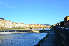 DSC_0481 (6) (pjpink) Tags: italy reflection water river florence spring tuscany firenze arno 2011 pjpink