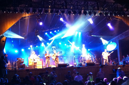 Zac Brown Band featuring Jimmy Buffett 2011