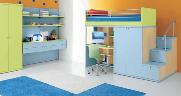 Dormitor Copii 70 by Mabis VMB Company