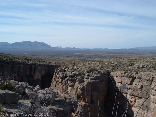 Devil's Den, Big Bend National Park, Texas
