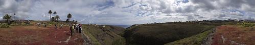 Proximidades al Yacimiento Arqueológico de La Guancha, Firgas. Isla de Gran Canaria