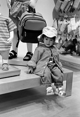 1997-04-26-1 06 Jamie at the Gap Kids Store